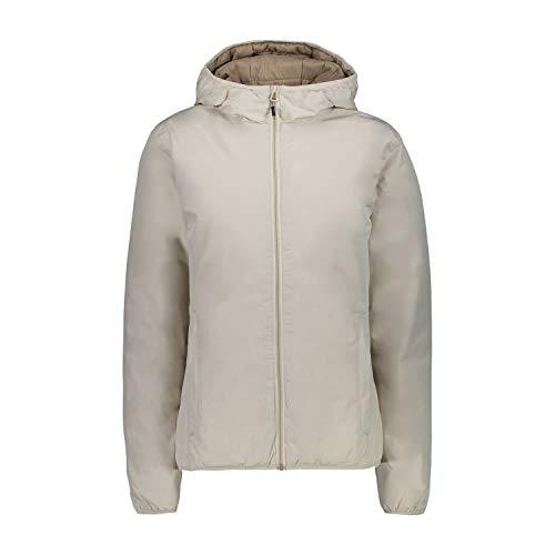 Cmp Woman Jacket Fix Hood XXS