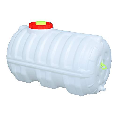 FLHLH Caja del Agua, 90L / 170L / 200L / 290L Grueso Tanque De Agua De Plástico Tanque De Almacenamiento De Agua Diseño De Doble Calibre Multifuncional,90L