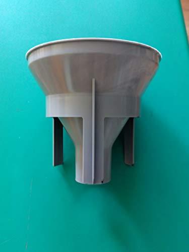 Embudo cargador de sal para lavadora original SMEG