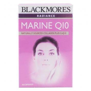 Blackmores Radiance Marine Q10 30 Capsules