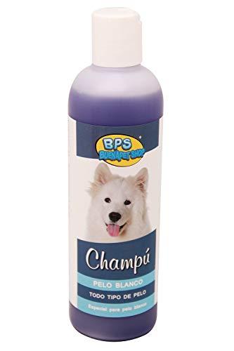 BPS Champú Intensificador Especial para Pelo Blanco, para Todo Tipo de Pelo,...