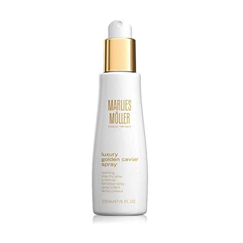 MARLIES MÖLLER Luxury Golden Caviar Spray - Föhnlotion, 150 ml