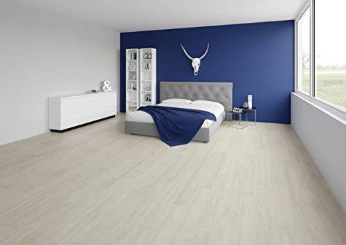 JOKA Classic Designböden330 2,0mm/NS 0.4mm Dryback 2827 Sky Oak 15,24x121,92 Paket 3,34 m² Vinylboden Klebevariante