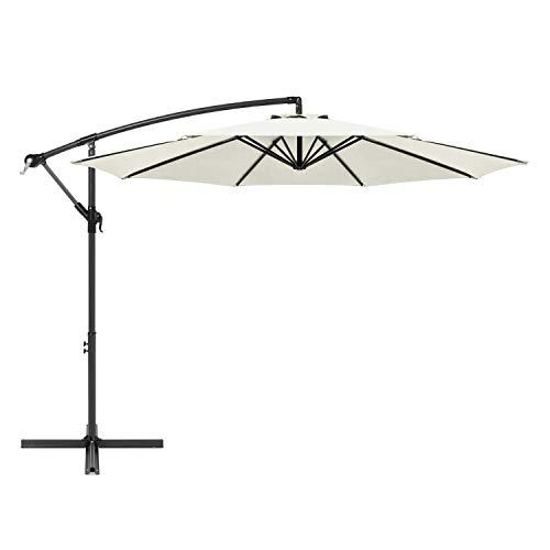 ZXYY 10ft offset hanging outdoor market patio umbrella patio umbrella patio umbrella patio umbrella patio fishing backyard