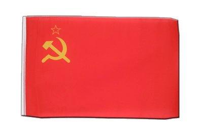 UDSSR Sowjetunion Flagge, sowjetische Fahne 30 x 45 cm, MaxFlags®