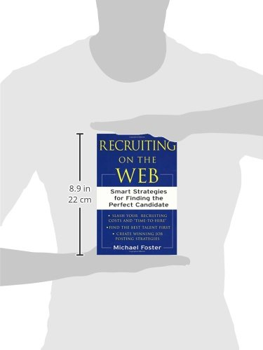 『Recruiting on the Web: Smart Strategies for Finding the Perfect Candidate』の1枚目の画像