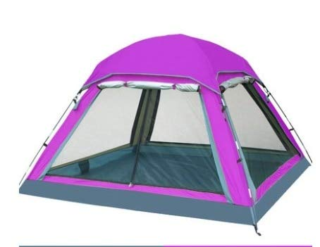 Camping Tent 3-4 Person Summer Outdoor Equipment...
