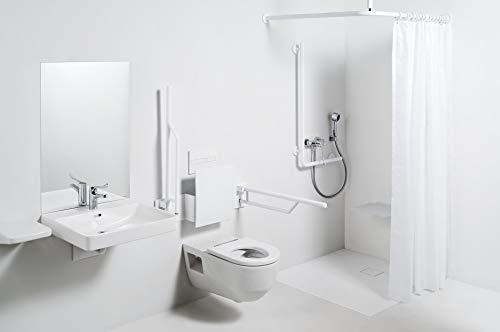 Laufen PRO Liberty Wand Tiefspül-WC, spülrandlos, 365x700, weiß, Farbe: Weiß