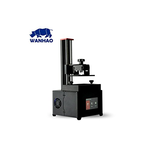Wanhao Duplicator 7 Plus 3D Printer Version 1.5 (Max. Size: 121 x 68 x 180 mm, resin (resin), WiFi, USB).