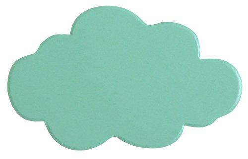 SANTEX 5279-28, Sachet de 50 Confettis nuage, menthe