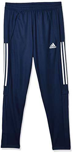 adidas Herren Condivo 20 Training Hose, Navy Blue/White, M
