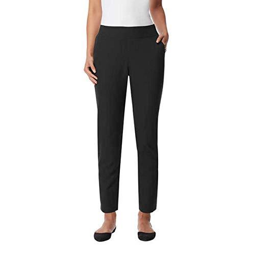 32 DEGREES Ladies' Soft Comfort Pants (XL, Black)