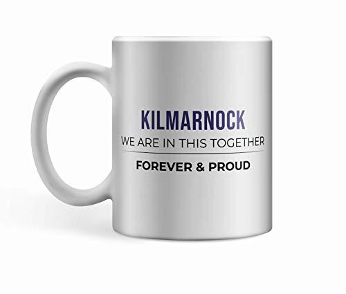 Kilmarnock FC Ceramic Proud Mug/Cup