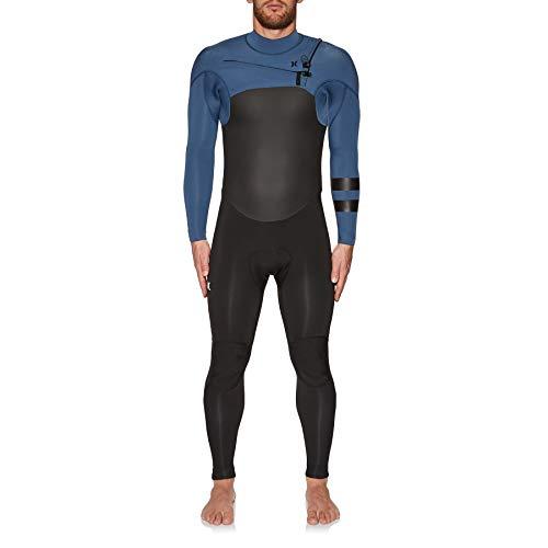Hurley M Advantage Plus 4/3 Fullsuit Wetsuit, Men's, Mystic Navy, MS