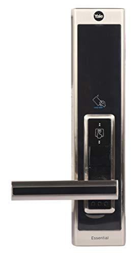 Yale Yale YDME 90 Biometric Digital Lock (Silver)