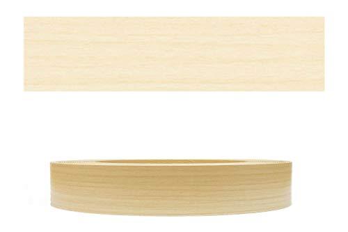 Mprofi MT® (20m rollo) Cantoneras laminadas melamina para rebordes con Greve Arce 22 mm