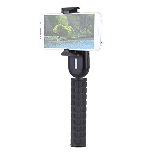 Andoer Fan1 Axis Handheld Smartphone Gimbal Video Stabilizer for Live Show Selfie Video Creation for All Brands of Smartphone Under 6 Inches