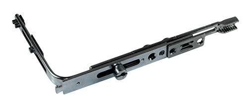 SI Siegenia Eckumlenkung VSU, 185x105mm mit 1x Rollzapfen (278369) incl. SN-TEC Montagematerial