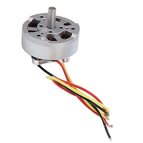 VGEBY Accesorio para Drones, Motor de Brazo de Drone Duradero, Piezas de reparación de Motor de Potencia de Metal con Brazo de Drone RC, Adecuado para FPV Combo Drone(Cable Largo)
