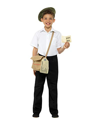 Smiffy's Evacuee Instant Kit