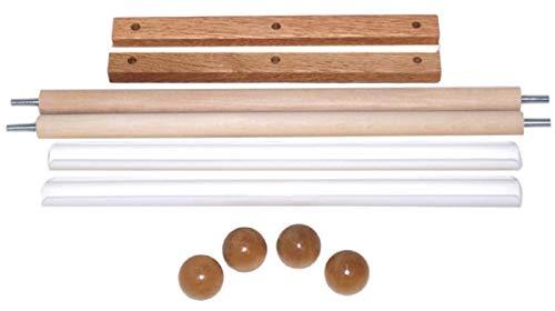 Edmunds HC-CS Handi-Clamp Complete Frame Set, Multi Size, Natural Wood