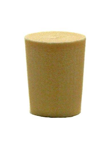 5X Schliffstopfen genormt für Bongs und Wasserpfeifen, Schliffgröße 18,8 mm, aus stabilem Gummi - Head&Nature Bong Shop