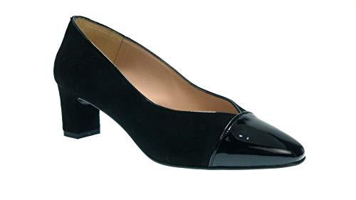 ARGENTA Zapatos Anchos Especiales Tacon Medio 28123 para Mujer
