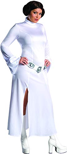Rubie's Official Ladies Star Wars Princess Leia Costume - X-Larg