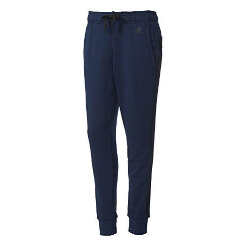 adidas ESS 3S Tap PT Pantalón de Chándal, Mujer, Azul (Maruni/Negro), L