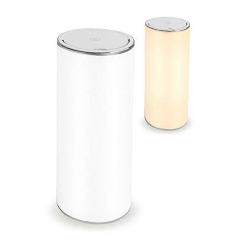 Lámpara de escritorio LED Fashian Usb Charging Deportes Iluminación for acampar al aire libre Giroscopio inteligente Lámpara reversa Lámpara de mesa de protección ocular portátil, Sin radiación, La me
