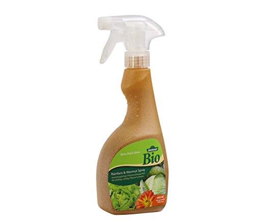 Dehner Bio Rainfarn & Wermut Spray, für Gemüse, Nutzpflanzen und Zierpflanzen, 500 ml