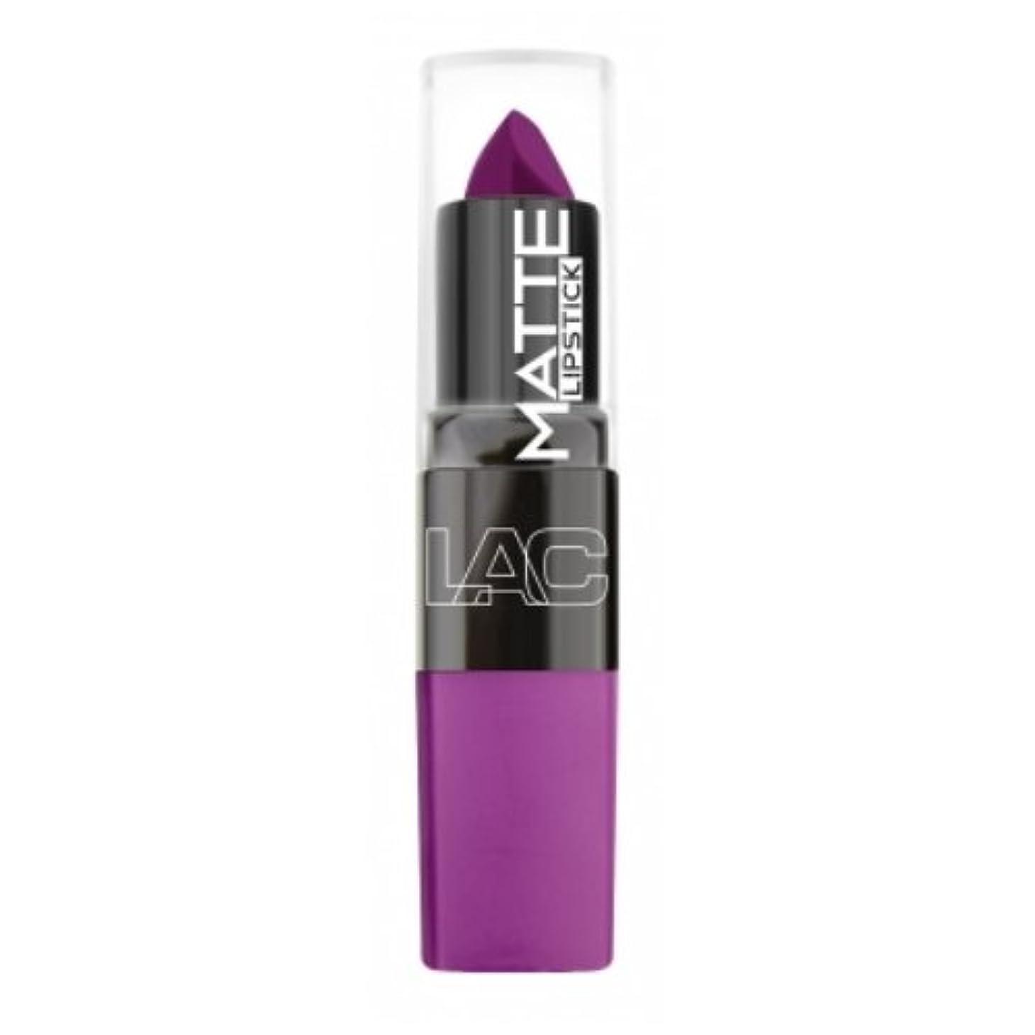 スピン同様のシンボル(3 Pack) LA Colors Matte Lipstick - Entice (並行輸入品)