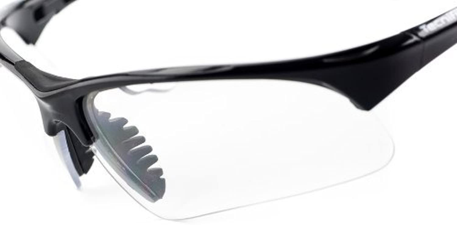 Tecnifibre Absolute Squash Eyewear Black by Tecnifibre