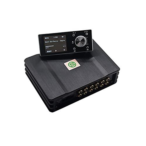 Sennuopu Car Audio Amplifier with DSP,4 Channel Amplifier Car Audio, 8...