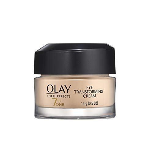 Eye Cream by Olay Total Effects 7-in-one Anti-Aging Transforming Eye Cream 0.5 oz Packaging may...