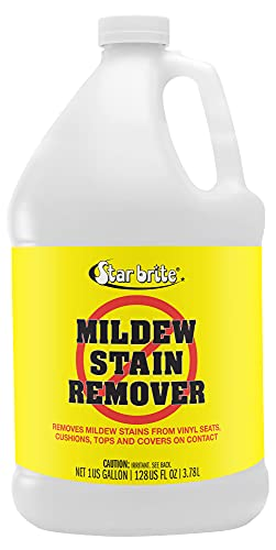 Product Image of the Star brite Mold Stain & Mildew Stain Remover + Cleaner – Lifts Dirt & Removes Stains on Contact - Gallon Size
