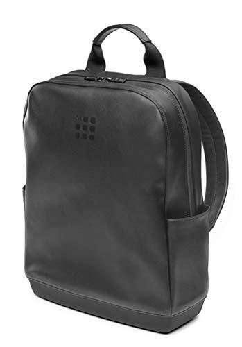 Moleskine Zaino Porta PCCompatibile con Computer, Laptop, Notebook e iPad fino a 15'', Dimensioni 32 x 42 x 11 cm, Colore Nero