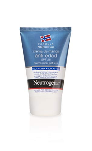 Neutrogena Crema De Manos Anti-Edad (SPF 20) - 50 ml.
