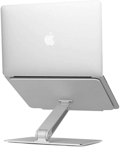 Suporte Laptop Stand Dj Notebook Macbook Aluminio Dobrável Ajustável Kingo M5