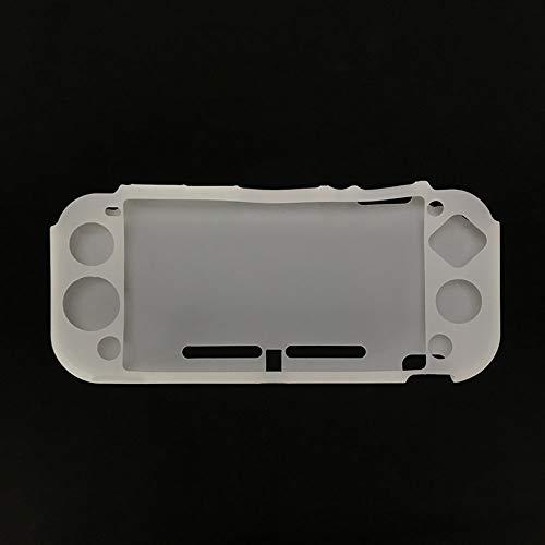 Funda protectora de silicona para Nintendo Switch Lite, carcasa de silicona impermeable