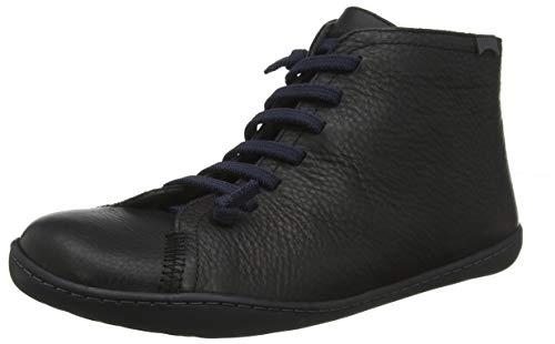 CAMPER Herren Peu Hohe Sneaker, Schwarz (Black 1), 41 EU