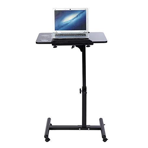 Tables Escritorio Extraíble para Computadora Portátil, Fácil De Instalar, Mesa Auxiliar Portátil, Escritorios De Computadora para Dormitorios, Balcón, Mesa De Café