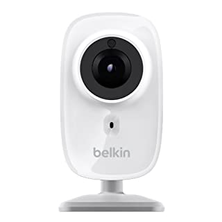 Belkin WiFi Netcam HD IP Camera with Night Vision, Motion Detection, High Definition Video, Push to Talk for iOS and Android Devices - White (B00BHVXABC) | Amazon price tracker / tracking, Amazon price history charts, Amazon price watches, Amazon price drop alerts