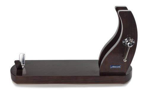 Arcos Accessories - Pack Support Jambon + Couteaux à Jambon - Couleur Brun