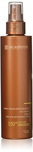 Académie Spray Peaux Intolerantes au Soleil LSF 50 UVA/UVB 150 ml