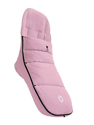 Bugaboo Universal Ganzjahres-Fußsack für Cameleon 3, Bee5 und 6, Fox 2, Donkey 3, Soft Pink