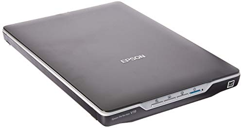 Scanner de Mesa Epson Perfection V-19 (USB 2.0) - Preto