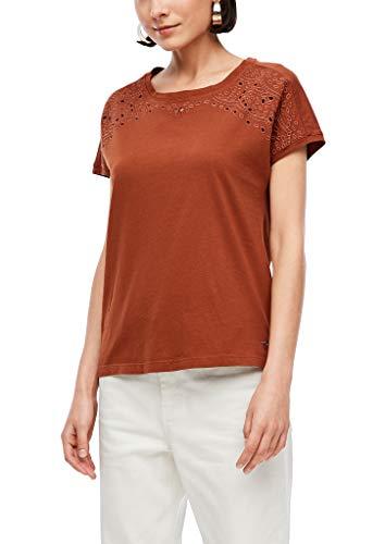 s.Oliver 120.10.008.12.130.2041487 T-Shirt, 87l0, 50 Donna