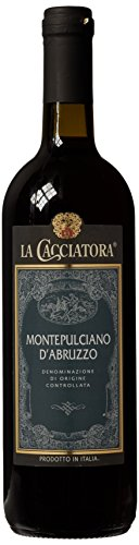 La Cacciatora Montepulciano d'Abruzzo DOC, 750ml