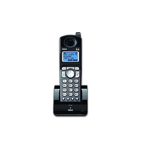 YBS RCA DECT 6.0 Accessory Handset for RCA 2 Line Cordless Phones Model 25255RE2, 25210RE1 & 25250RE1